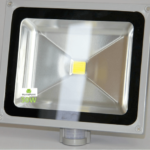 LED Flood light with motion sensor and day night sensor
