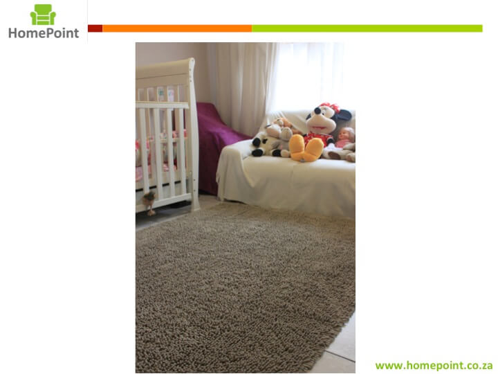 Chenille Shaggy Carpet