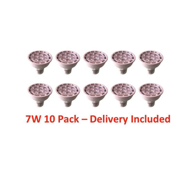 7W 10 Pack